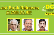 Last day Book Releases at DC IBF