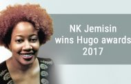NK Jemisin wins best novel for second year in a row