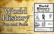 The World History:Fun and Facts