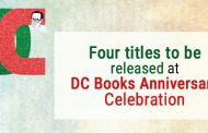 DC Books Anniversary Celebration to be held on 29th August