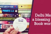 Delhi Metro to have a treat for book worms