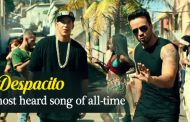 Despacito nearing 3 bn YouTube hits