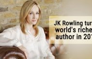 J.K. Rowling reveals new book title