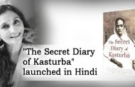"Hindi edition of ""The Secret Diary of Kasturba"" released"
