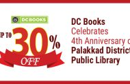 DC Books joins Palakkad District Public Library in its 4th Anniversary