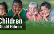 Children by Khalil Gibran