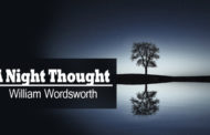A Night Thought by William Wordsworth