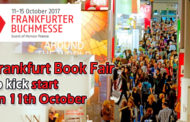 The Frankfurt Book Fair to feature literary heavy weights