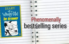 Pre-book the 12th edition of Diary of a Wimpy Kid