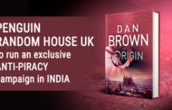 PENGUIN RANDOM HOUSE UK geared up to run an exclusive anti-piracy campaign in India