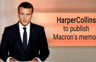 HarperCollins to publish memoir of Macron
