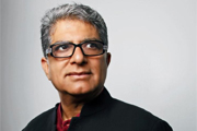 Birthday wishes to Deepak Chopra