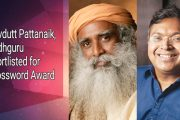 Devdutt Pattanaik, Sadhguru compete for Crossword award