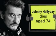 Johnny Hallyday known as 'French Elvis', dies aged 74