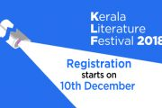 Third edition of KERALA LITERATURE FESTIVAL to unfold