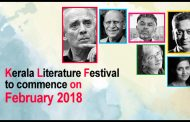 Third Edition of Kerala Literature Festival to commence on February 2018