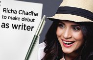 Richa Chadha to make debut as writer