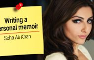 Soha Ali Khan opens up about her debut novel