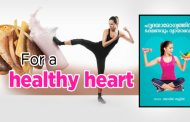 Exercises and Food for a healthy heart