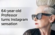 64-year-old accidentally turns Instagram sensation