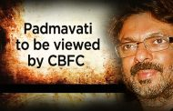 CBFC to view Padmavati in the coming week