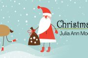 Christmas by Julia Ann Moore