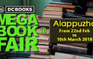 DC Books Mega Book Fair to start at Alappuzha