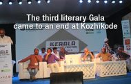 The second largest lit fest came to an end at Kozhikode
