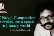 Susmesh Chandroth on winning DC Literary Award for Novel
