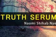 Truth Serum by Naomi Shihab Nye