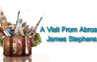 A Visit From Abroad by James Stephens