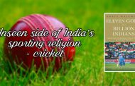 ELEVEN GODS AND A BILLION INDIANS: The On and Off the Field Story of Cricket in India and Beyond by Boria Mazumdar
