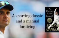 A CENTURY IS NOT ENOUGH: My Roller-coaster Ride to Succes by Sourav Ganguly with Gautam Bhattacharya