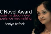 DC Novel Award made my debut novel experience mesmerizing
