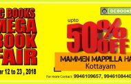 DC Books Mega Book Fair to start at Kottayam