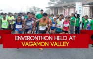 Environthon held at Vagamon Valley by DCSMAT