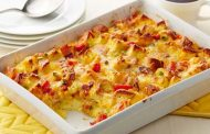 Cheese and Egg Casserole