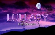 Lullaby by Eve Merriam