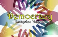 Democracy by Langston Hughes