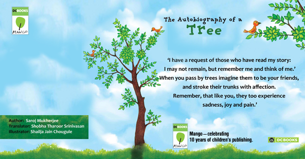 autobiography of a tree in english