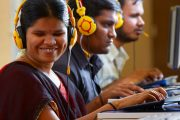 We4You- NGO Is Recording Audio Books for Students with Visual Impairments
