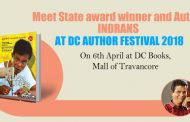 Indrans to take part in DC Author Festival 2018