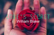 Love's Secret by William Blake