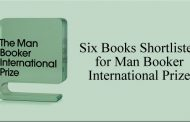 Man Booker International Prize declared its short list