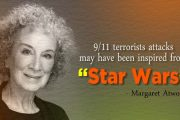 Margaret Atwood thinks 9/11 terrorist attacks inspired from sci-fi classic