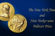 Pulitzer Prizes 2018 Declared