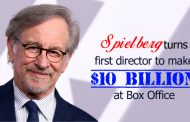 Steven Spielberg Becomes First Director to Make $10 Billion at Box Office