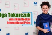 Polish Writer Olga Tokarczuk wins Man Booker International Prize 2018