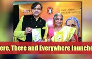 The 200th title of Sudha Murty launched by Shashi Tharoor