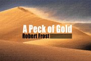A Peck of Gold by Robert Frost